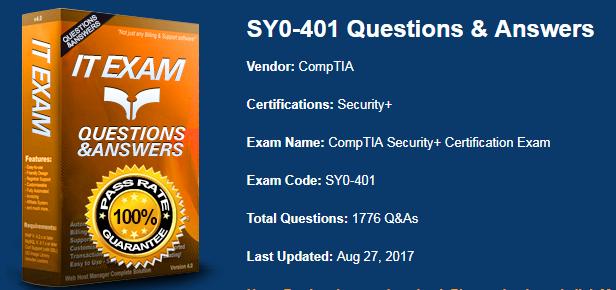 SY0-401 dumps