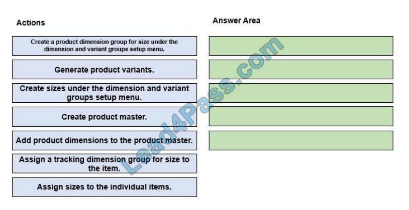 lead4pass mb-320 exam questions q12